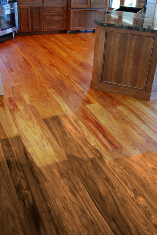 Engineered Flooring Mismatch